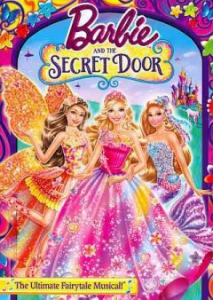 Barbie and the secret door cover image