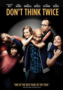 Don't think twice cover image