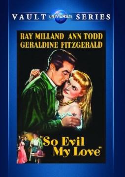 So evil my love cover image