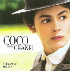 Coco before Chanel original motion picture soundtrack cover image