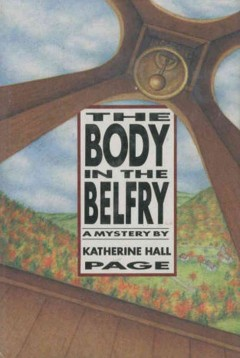 The body in the belfry cover image