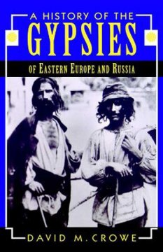 A history of the gypsies of Eastern Europe and Russia cover image