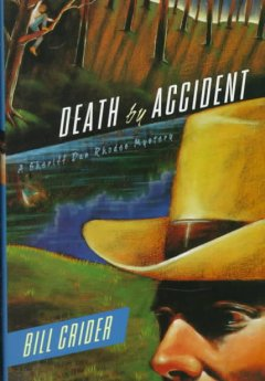 Death by accident : a Sheriff Dan Rhodes mystery cover image
