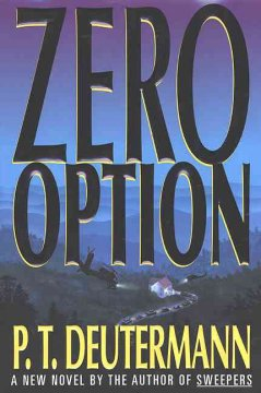 Zero option : a novel of suspense cover image