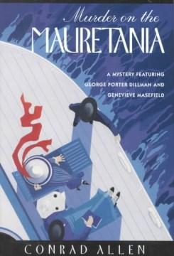 Murder on the Mauretania cover image
