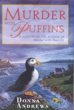 Murder with puffins cover image