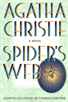 Spider's web cover image