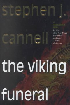 The Viking funeral cover image