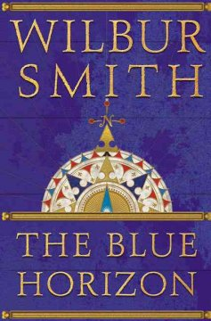 The blue horizon cover image