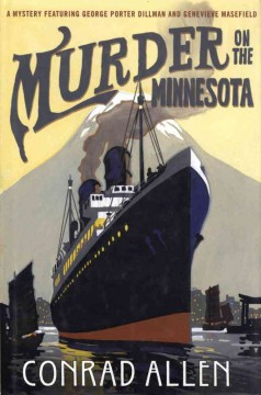Murder on the Minnesota cover image