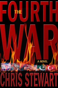 The fourth war cover image