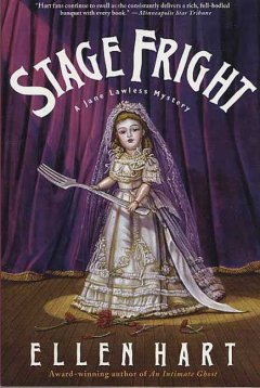 Stage fright : a Jane Lawless mystery cover image