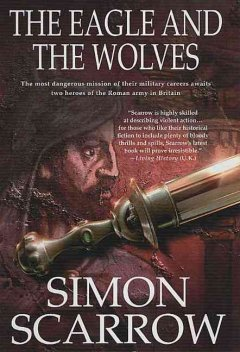 The eagle and the wolves cover image
