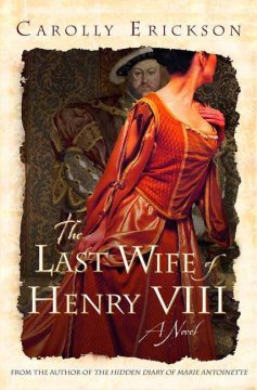 The last wife of Henry VIII cover image