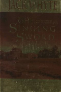 The singing sword cover image