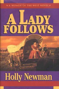 A lady follows cover image