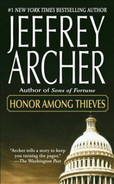 Honor among thieves cover image