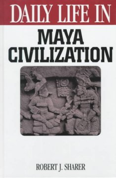 Daily life in Maya civilization cover image