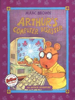 Arthur's computer disaster cover image