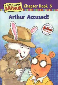 Arthur accused! cover image