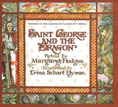 Saint George and the dragon : a golden legend cover image
