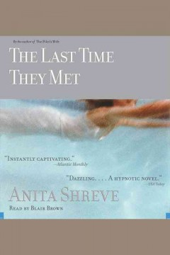 The last time they met cover image