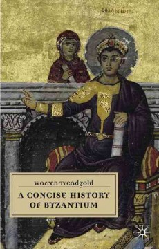 A concise history of Byzantium cover image