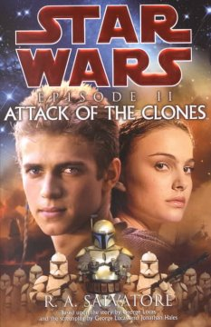 Star Wars episode II. Attack of the clones cover image