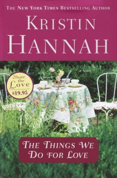The things we do for love cover image