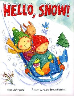 Hello, snow! cover image