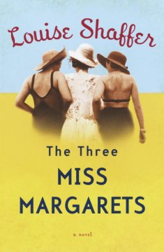 The three Miss Margarets cover image