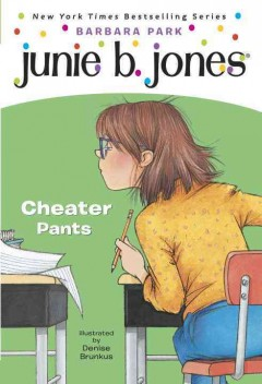 Junie B., first grader : cheater pants cover image