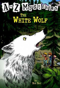 The white wolf cover image