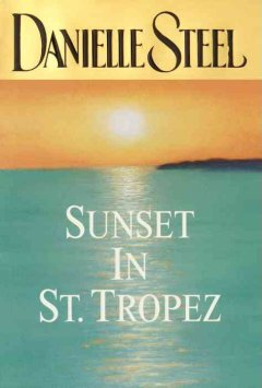 Sunset in St. Tropez cover image