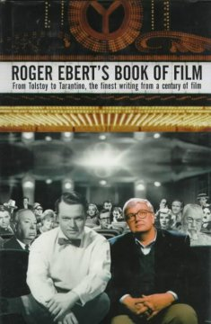 Roger Ebert's book of film cover image