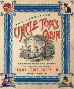 The annotated Uncle Tom's cabin cover image
