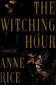 The witching hour cover image
