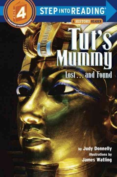 Tut's mummy lost-- and found cover image
