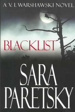 Blacklist : a V.I. Warshawski novel cover image
