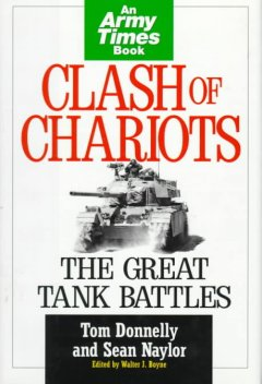Clash of chariots : the great tank battles cover image