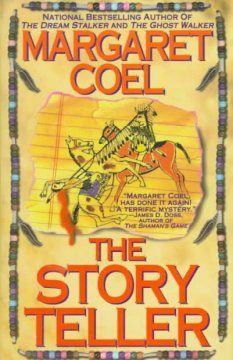 The story teller cover image
