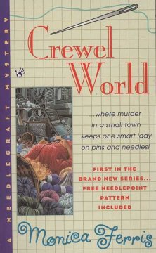 Crewel world cover image