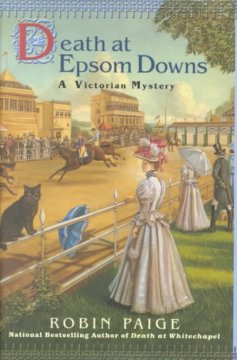 Death at Epsom Downs cover image