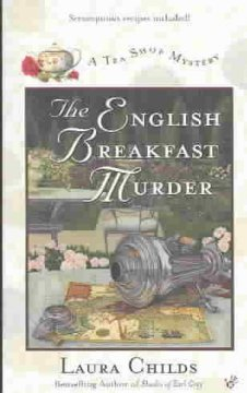 The English breakfast murders cover image