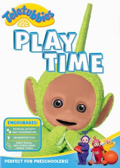 Teletubbies. Play time cover image