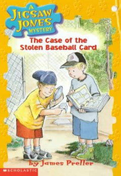 The case of the stolen baseball cards cover image