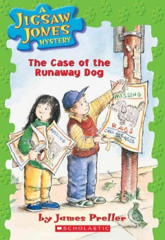 The case of the runaway dog cover image