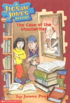The case of the ghostwriter cover image