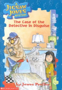 The case of the detective in disguise cover image