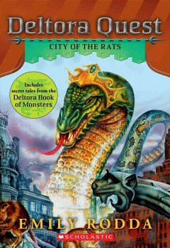 City of the rats cover image